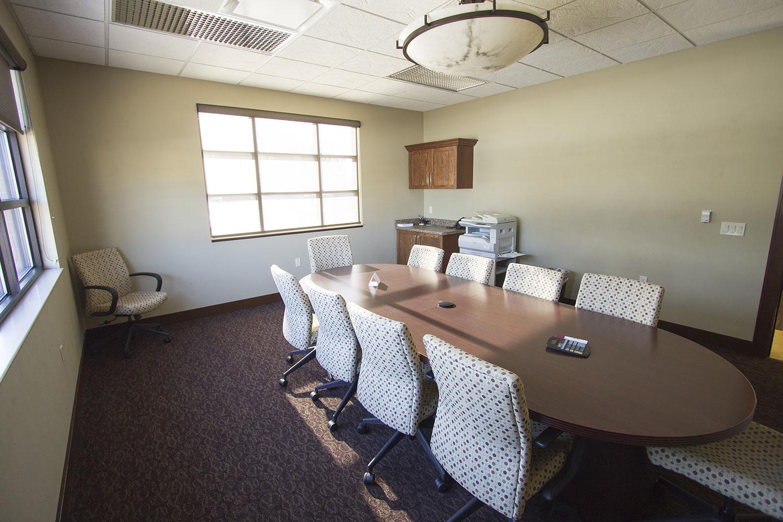 Assurance Title Design Build Conference Room