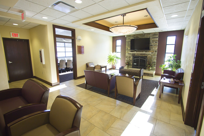 Assurance Title Design Build Lounge