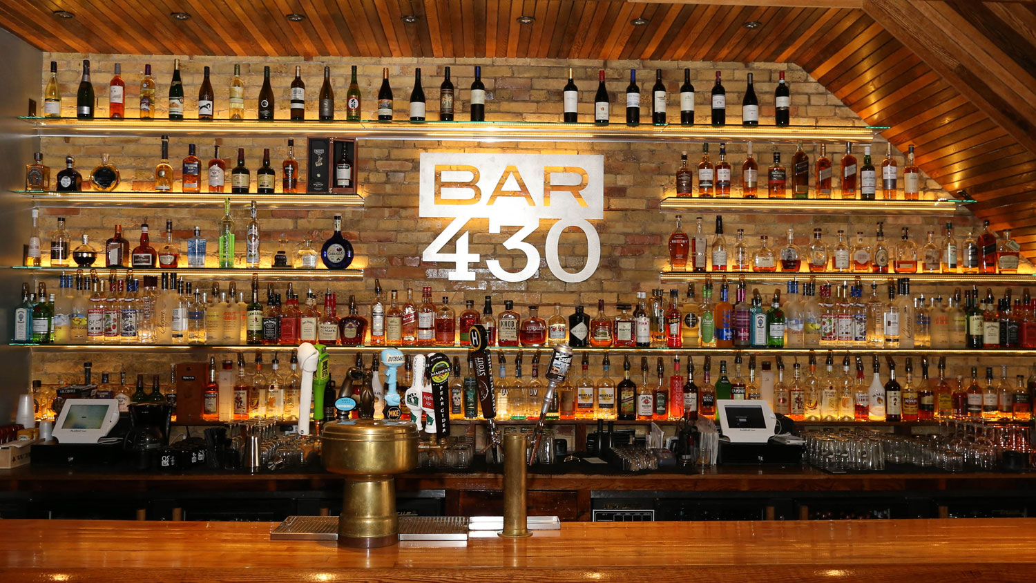 Bar 430 Design Build Bar