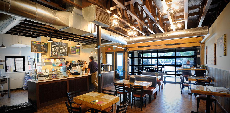 Drexel Downtown Design Build Cafe