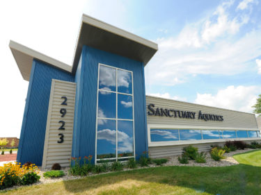 Sanctuary Aquatics Design Build Entry