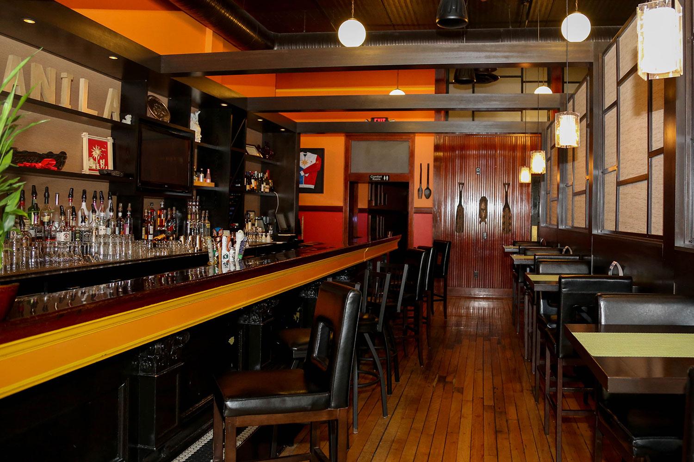 Manila Design Build Bar Area