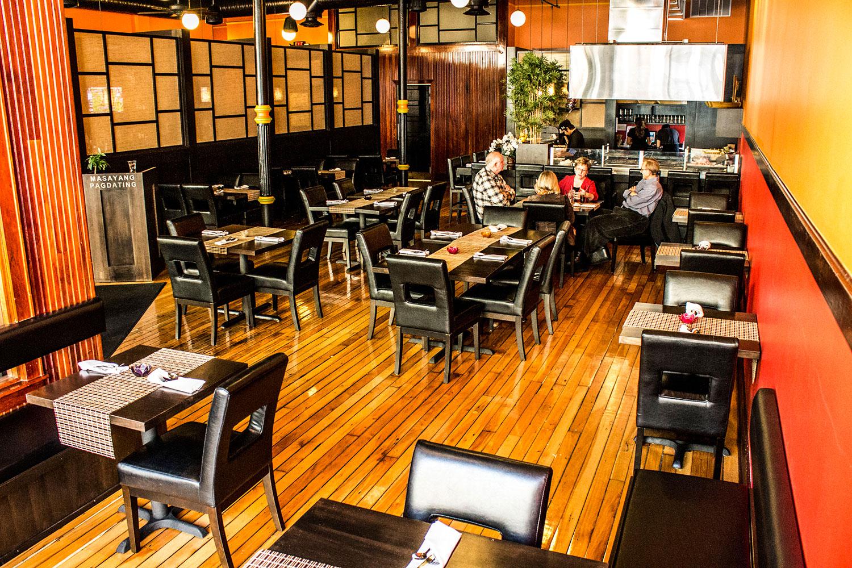Manila Design Build Restaurant