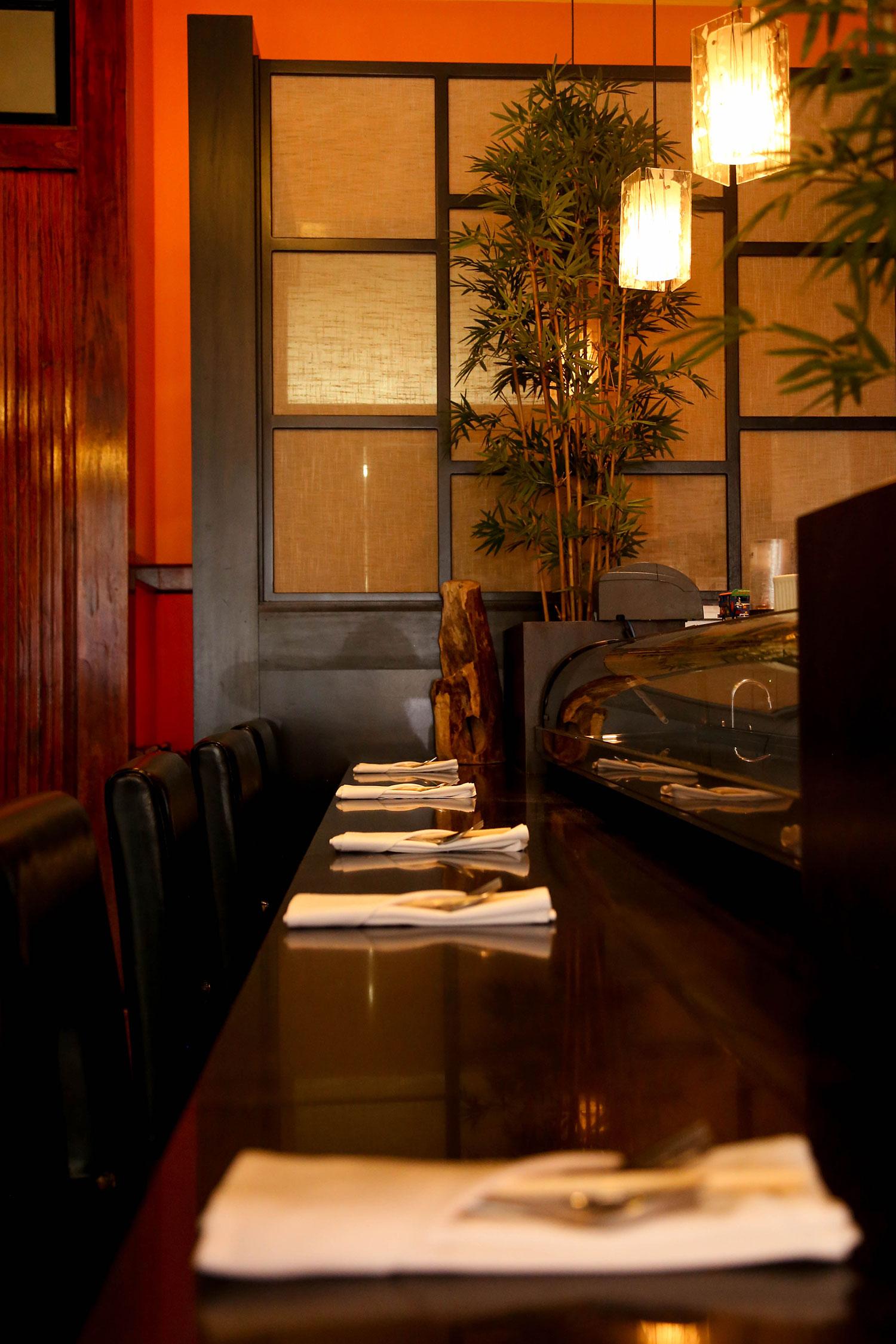 Manila Design Build Sushi Bar