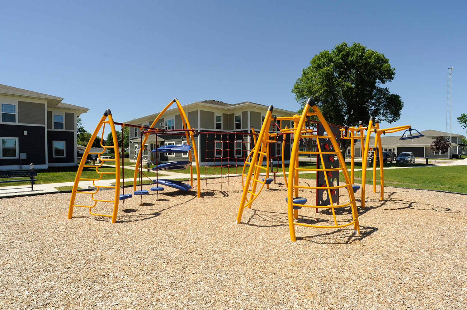 Cumberland Apartments Design Build Playground